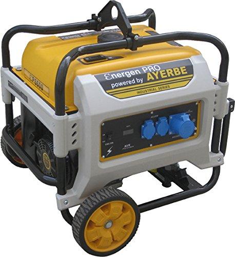 Ayerbe ENER-GEN PRO 6600 Generador