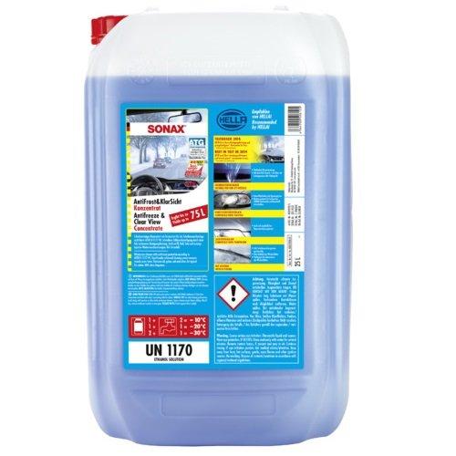 Sonax Anti Gelo & klarsicht Concentrato 25litri di parabrezza lavaggi antigelo