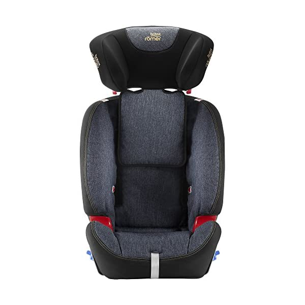 Britax Römer MULTI-TECH III Car Seat (9 Months-6 Years | 9-25 kg), Blue Marble Britax Römer This MULTI TECH III will come in a Blue Marble design cover which is made from a more premium fabric with extra detailing Enhanced side impact protection - the SICT feature offers High quality protection to your child in the event of a side collision Extended rearward facing - rearward facing car seats offer the best protection in the event of a frontal collision - the most frequent type of accident on the roads 7