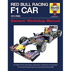 c7f807c703a Red Bull Racing F1 Car Manual  An Insight into the Technology