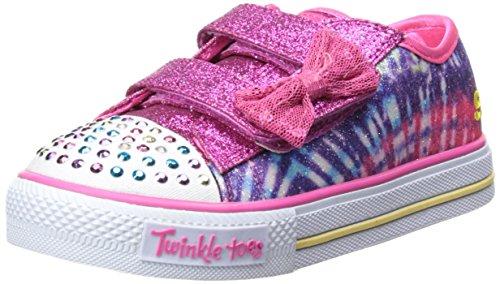 Mehrfarbig MLT M盲dchen nbsp;Groove Sneakers Shuffles Skechers Skechers Shuffles xqZwYHvY