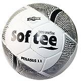 Softee-Pallone Calcio 11 Pegasus Limited Edition Colore: Bianco