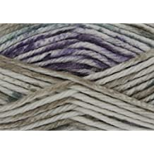 King Cole - Lana molto pesante lavoro a maglia, gomitolo da 100 g Thistle 2047