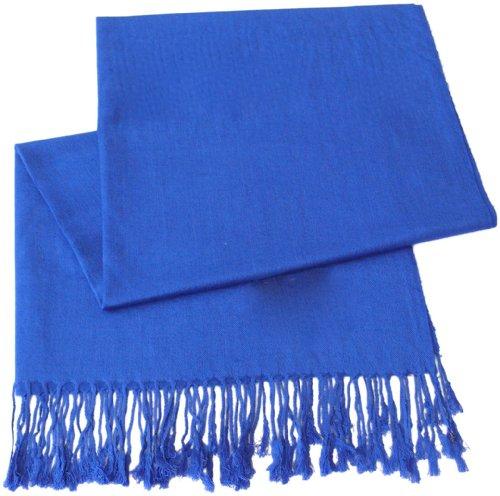 cj-apparel-konigsblau-einfarbiges-design-stola-schal-umschlagtuch-schultertuch-tuch-zweite-wahl