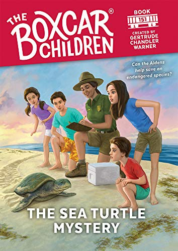 Sea Turtle Mystery (Boxcar Children Mysteries, Band 151)