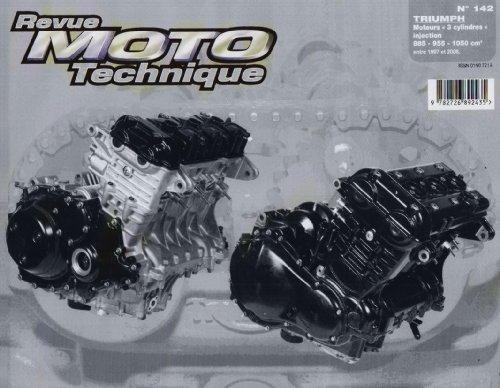 Rmt 142.1 Triumph 3 Cylindres