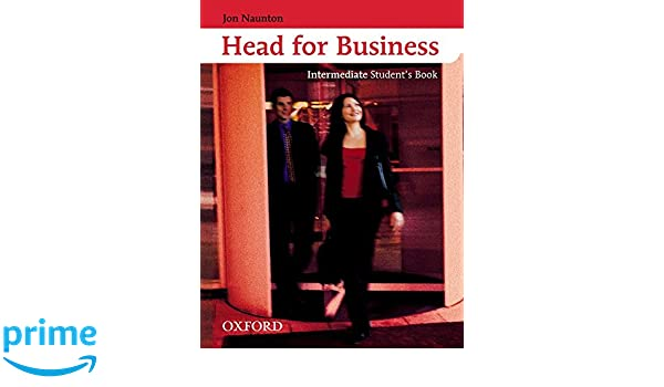 Head For Business Intermediate Students Book