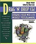 rag 'n' Drop CGI (Book & CD-Rom) by B...