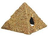 Nobby 28524 Aquarium Dekoration Aqua Ornaments Pyramide, 10.5 X 10.0 X 8.0 cm