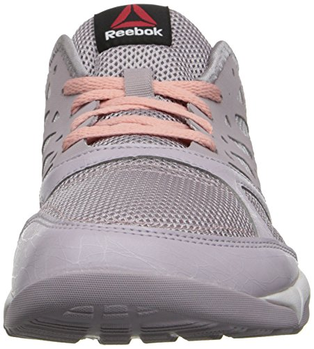 Reebok, Scarpe outdoor multisport donna Lilla/giallo Lavender Luck/Polar Pink/Patina Pink/Gravel