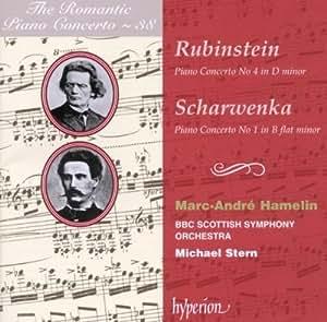 concerto pour piano n°4 (d minor) - concerto pour piano n°1 (b flat minor)