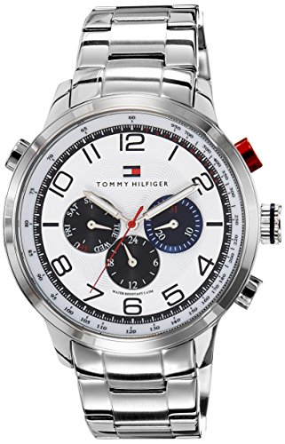 Tommy Hilfiger Analog Multi-color Dial Men's Watch - NTH1790965J