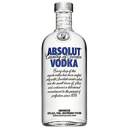 Vodka Absolut Azul 40 ° 70 cl - 70 cl