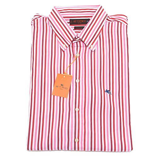 38436 camicia ETRO MILANO SLIM FIT camicie uomo shirt men [47]