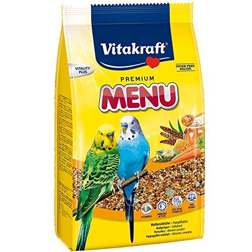 Vitakraft Premium Menü Sittichfutter 3kg -