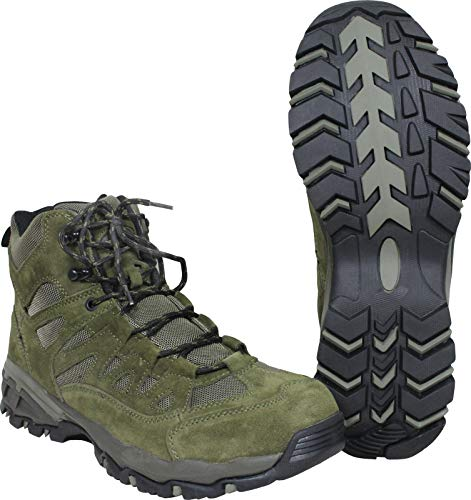 Chaussures Boots Trooper 5 - Vert Olive
