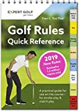 Golf Rules Quick Reference 2019: A practical guide for use on the course - for stroke...
