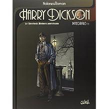 Harry Dickson Intégrale T01 à T03