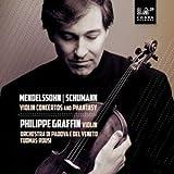 Violin Concertos and Phantasy