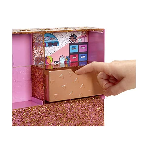 L.O.L. Surprise! - Pop Up Store Playset con Muñeca Exclusiva (MGA Entertainment) 5