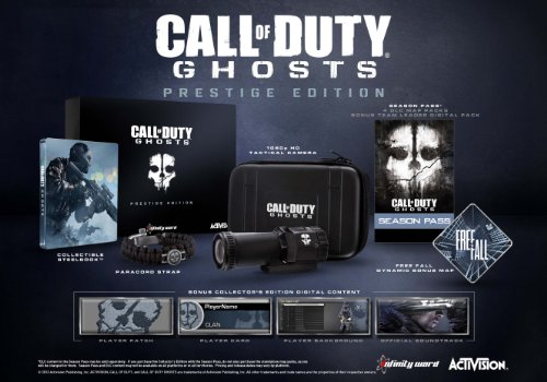 Call of Duty: Ghosts – Prestige Edition (Xbox One) 51apr6ivAFL