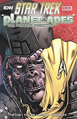Star Trek/Planet of the Apes: The Primate Directive
