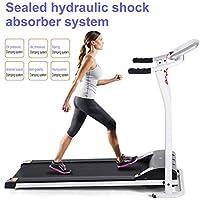 Befied Mini Tapis de Course Electrique Pliant Fitness Machine à courir Domicile Gymnase Bureau