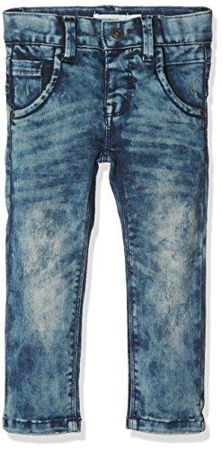 NAME IT Baby-Jungen Jeans Nittune Xsl/Xsl Dnm Pant Nmt Noos Blau (Dark Blue Denim), 92