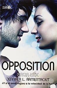 Opposition par Jennifer L. Armentrout