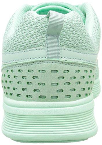KangaROOS Current, Baskets Basses Mixte Adulte Vert (Teal 441)