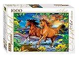 Puzzle 1000 Teile - Pferde