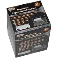 Magnetic Paper Towel Holder for Kitchen or Workshop