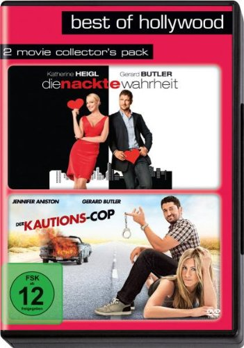 Best of Hollywood - 2 Movie Collector's Pack: Die nackte Wahrheit / Der Kautions-Cop [2 DVDs]