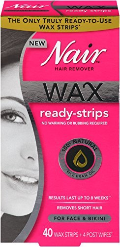 nair-wax-ready-strips-for-face-and-bikini-40-count-by-nair