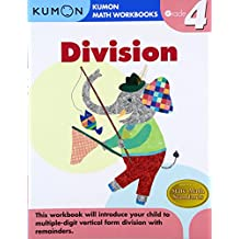 Grade 4 Division (Kumon Math Workbooks)