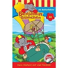 Benjamin Blümchen - Folge 66: als Ballonfahrer [Musikkassette]