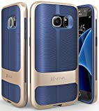 Galaxy S7 hülle, Vena [vAllure] Welle Textur [Stoßstange