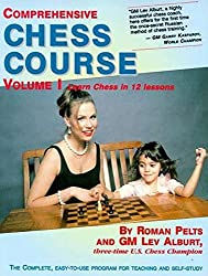 Comprehensive Chess Course: Learn Chess in 12 Lessons (Fifth Enlarged Edition) (Vol. 1) (Comprehensive Chess Course Series) by Lev Alburt (2011-04-13)