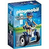 Playmobil Policía - Policía con Balance Racer (6877)