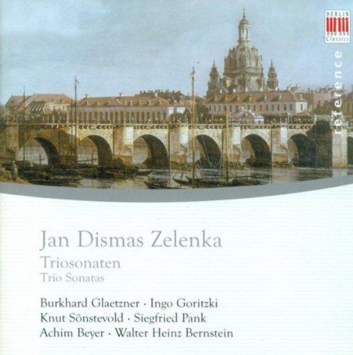 Jan Dismas Zelenka: Trio Sonatas Nos. 1-6 (Glaetzner, Goritzki, Sonstevold, Pank, Beyer, Bernstein)