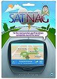 NPW Gift Sat Nag Joke Satellite Navigation System Toy