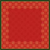 Duni Dunicel Mitteldecken Xmas Deco Red 84x84 cm 20 Stück, Mitteldecken Weihnachten, Weihnachten, Tischdeko Weihnachten rot