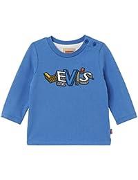 Levi's Baby Boys' LS Tee Peppy T-Shirt