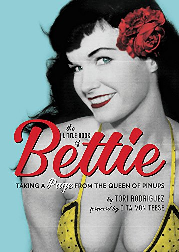 The Little Book of Bettie: Taking a Page from the Queen of Pinups