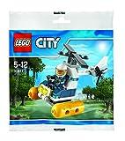 Lego City 30311 Polizei Hubschrauber im Beutel NEUHEIT 2015 Neuheiten Police Helicopter