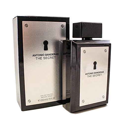 Antonio Banderas The Secret edt 200ml -
