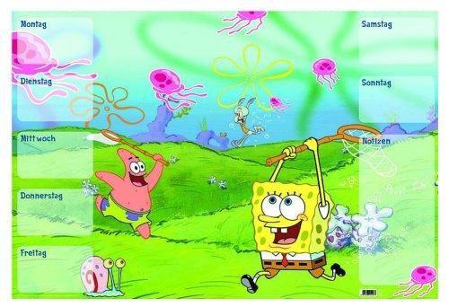 viacom-45207-schreibunterlage-spongebob