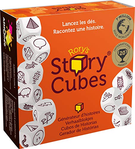 Asmodée Geschichtenwürfel Rory's Story Cubes