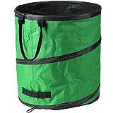 Freund Victoria Gartenabfallsack 67625 160l, Kunststoff, Grün/schwarz 40 x 25 x 15 cm