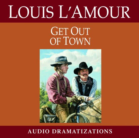 Get Out of Town (Dramatized)  Audiolibri